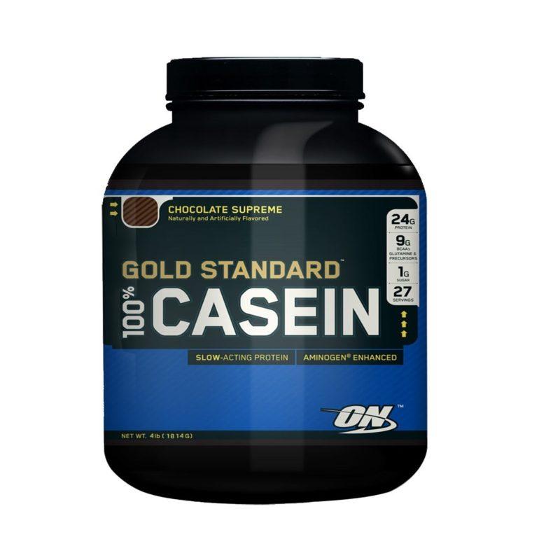 Optimum Nutrition 100% Casein 1820 гр