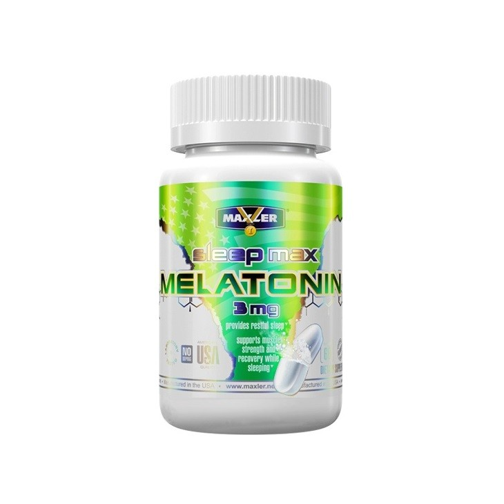 Maxler Melatonin Sleep Max