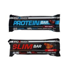 Ironman protein bar
