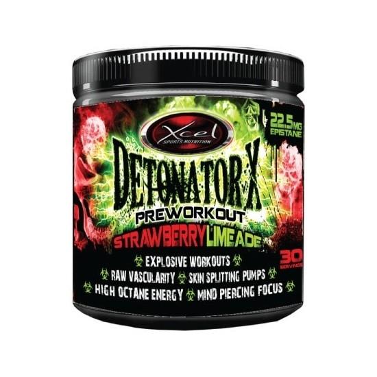 Xcel Detonator X Pre Workout 300 гр