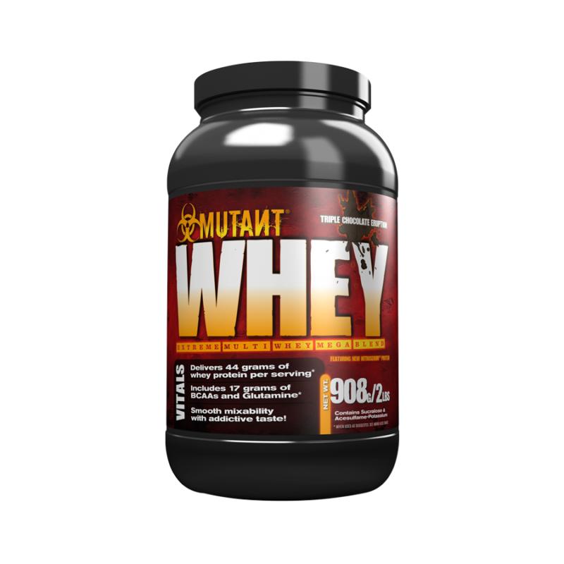 Mutant Whey 908 гр