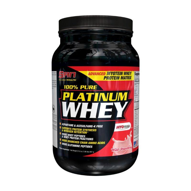 SAN 100% Pure Platinum Whey 897