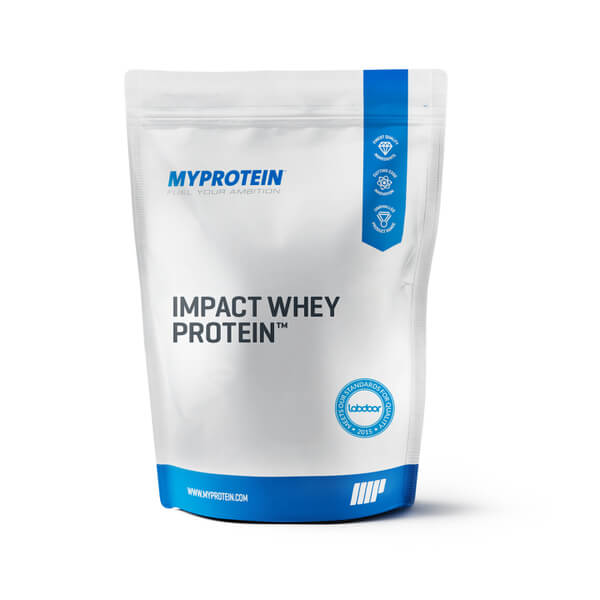 Myprotein Impact Whey Protein 2500 гр / Myprotein Impact Whey Protein 1000 гр