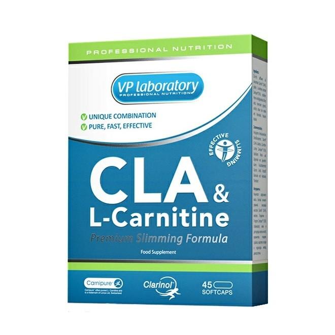 VPLab CLA + L-carnitine