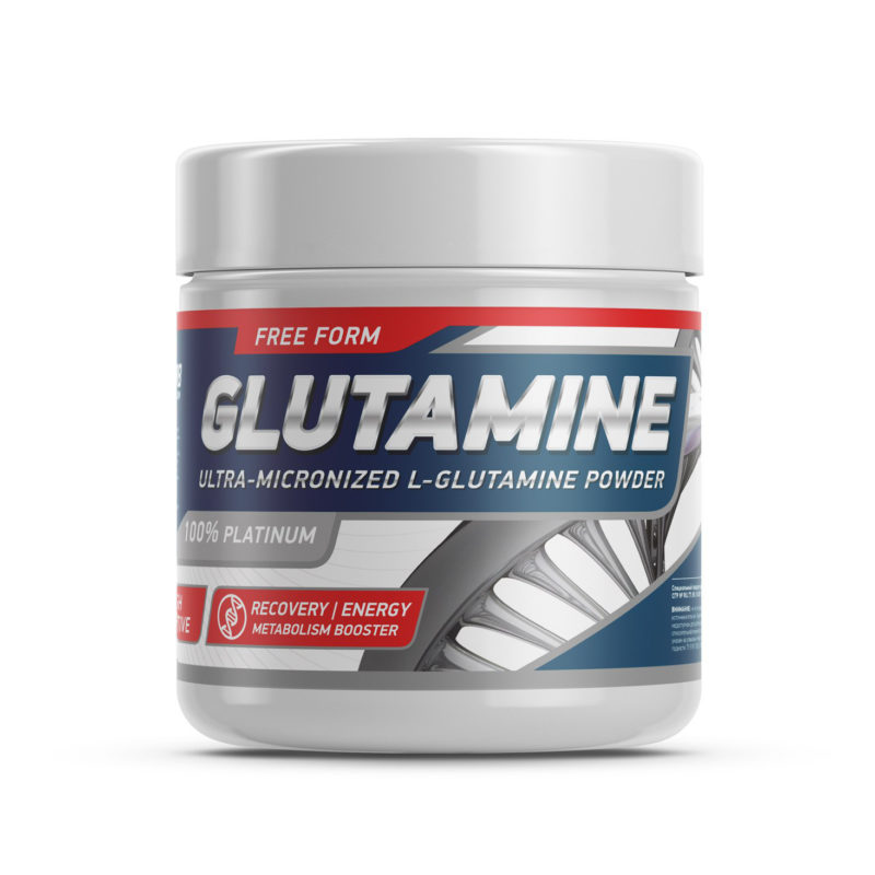 GeneticLab Glutamine Powder