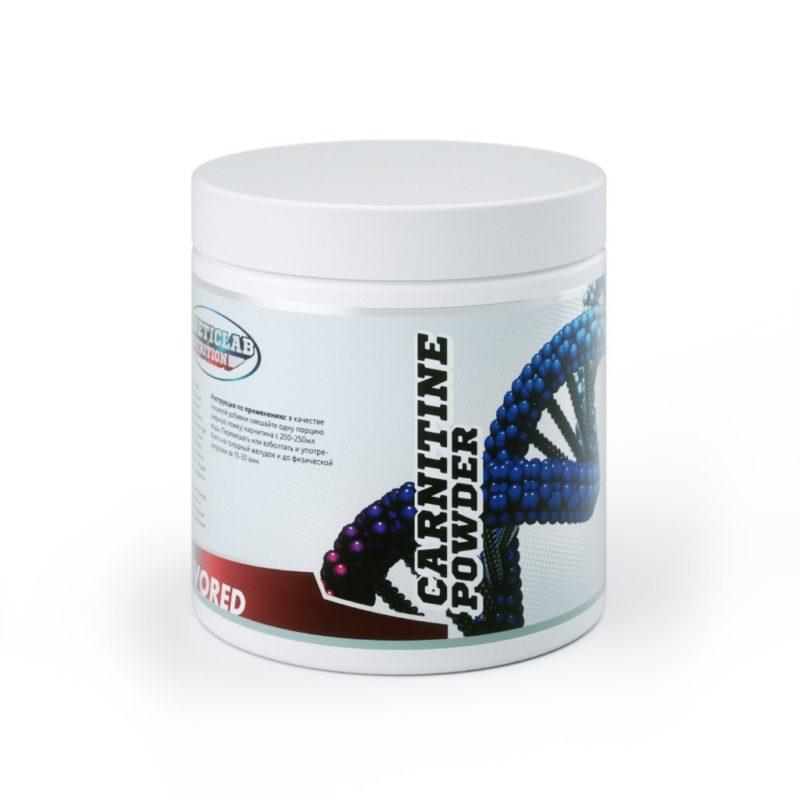 Geneticlab L-carnitine Powder 300 гр