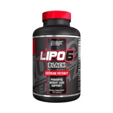 Lipo 6 Black Extreme Potency 120 капсул