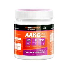 PureProtein L-arginine 200 гр