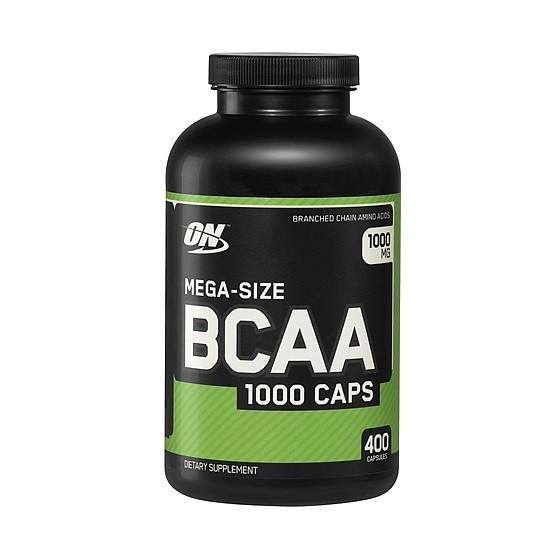 ON BCAA 1000 Caps 400 капс