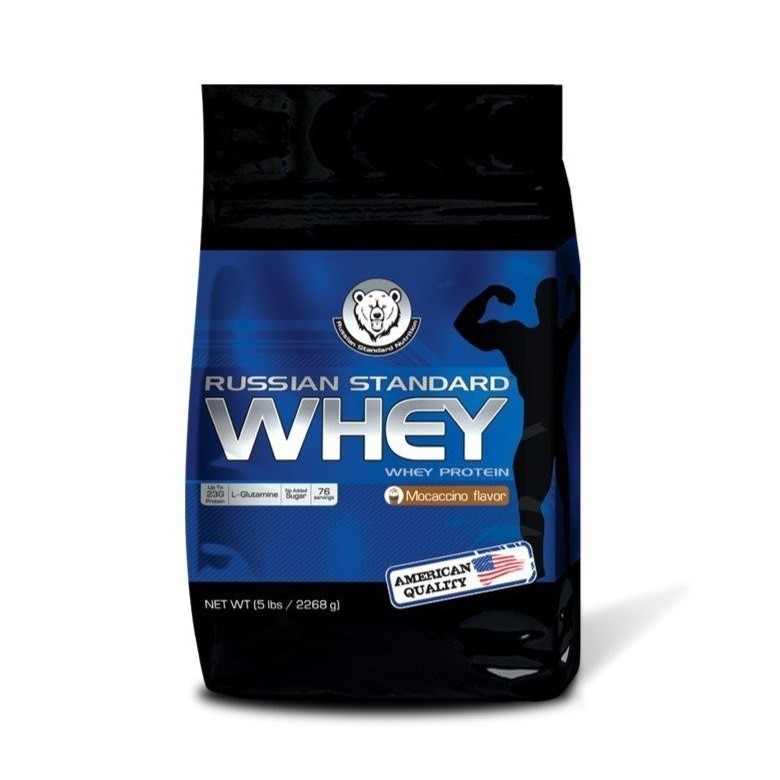 RPS Whey Protein 2.27 кг