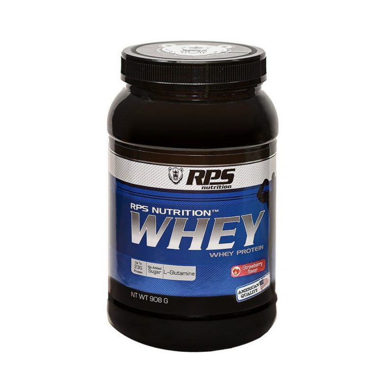 RPS Whey Protein 908 гр