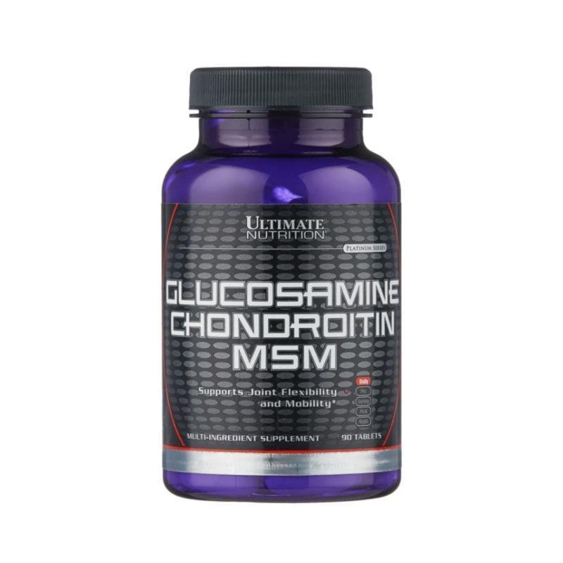 Ultimate Nutrition Glucosamine & Chondroitin & MSM