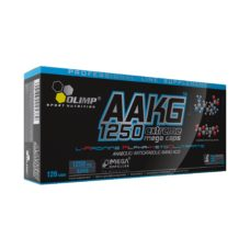 Olimp AAKG Extreme 1250 120 капсул