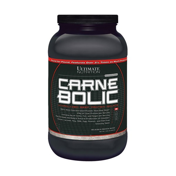 Ultimate Nutrition Carne Bolic 840 гр