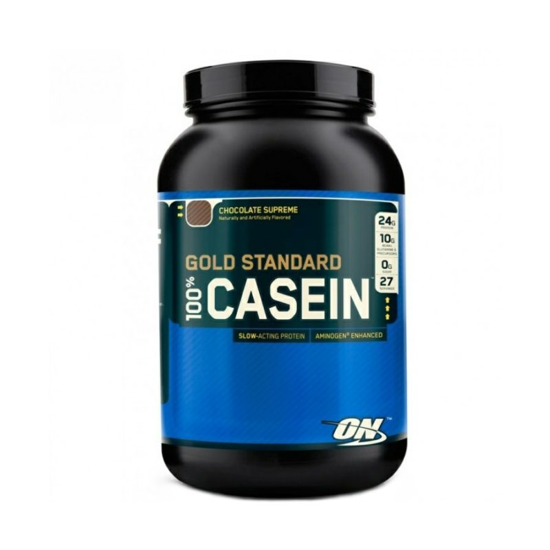Optimum Nutrition 100% Casein 907 гр