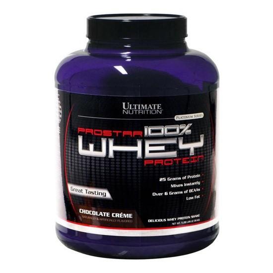 Ultimate Nutrition Prostar Whey 2390 гр