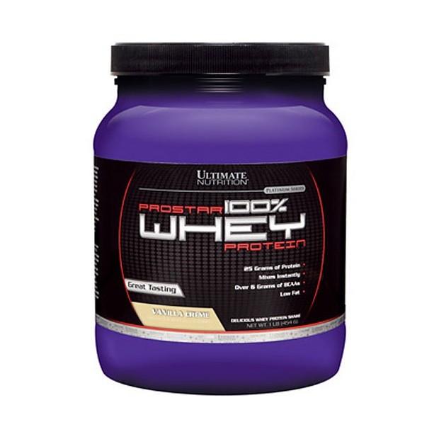 Ultimate Nutrition Prostar Whey 454 гр