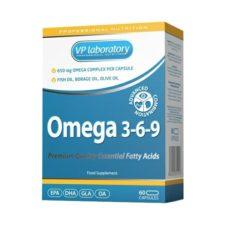 VPLab Omega 3-6-9