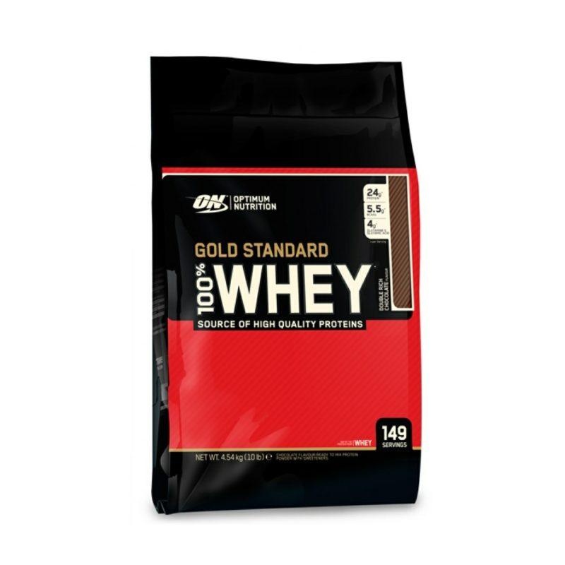 100% Whey Gold Standard 4.54 кг