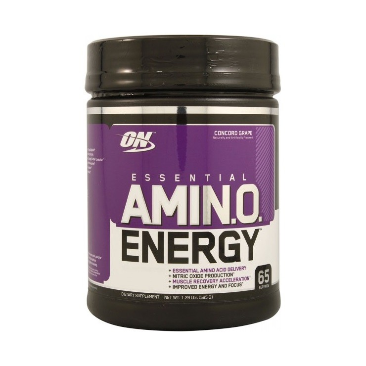 Optimum Nutrition Amino Energy 585 гр