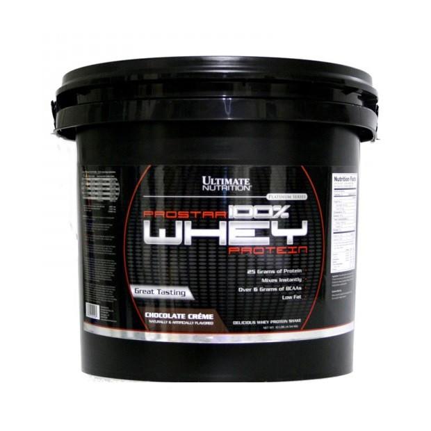 Ultimate Nutrition Prostar Whey 4540 гр