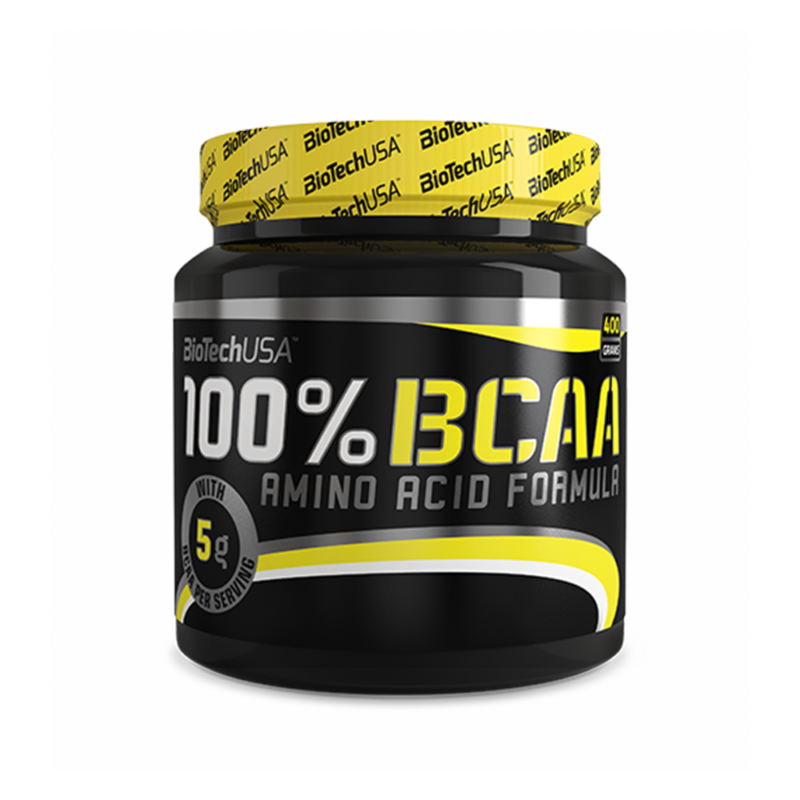 BioTechUSA 100% BCAA 400 гр