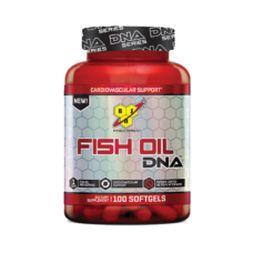 BSN Fish Oil DNA 100 капсул