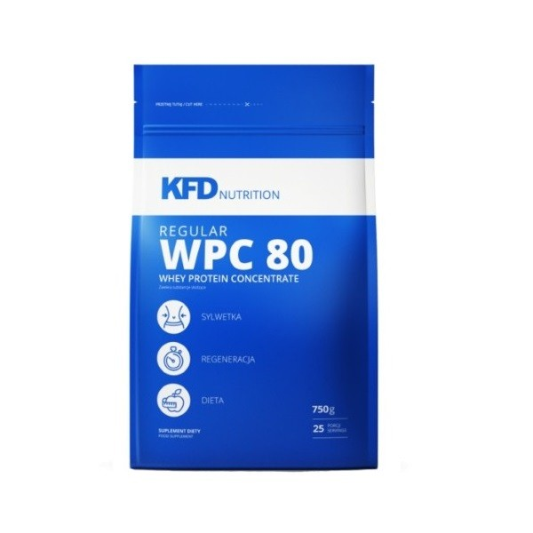 Ostrovit Regular WPC 80 750 гр