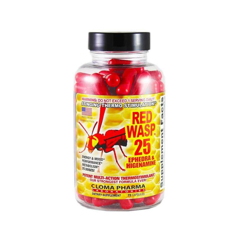 Red Wasp 75 капсул