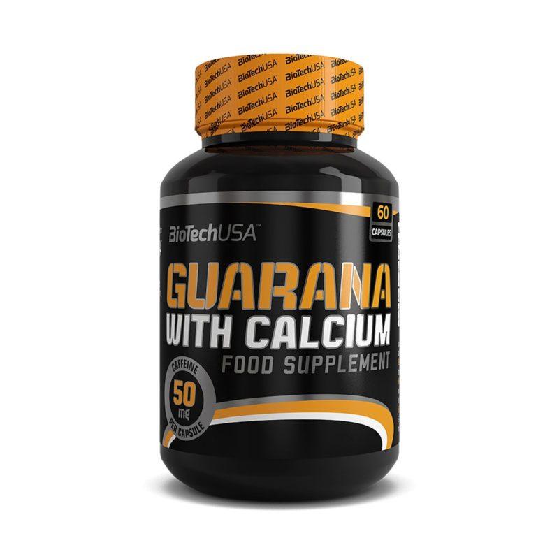 BioTech Guarana with Calcium
