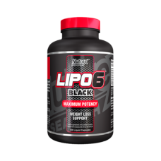 Lipo 6 Black Maximum Potency