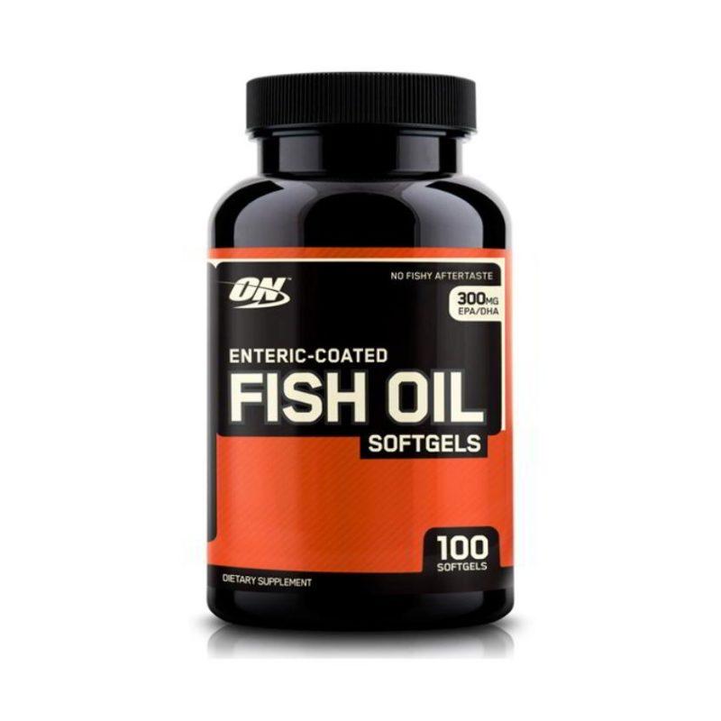 Enteric Coated Fish Oil