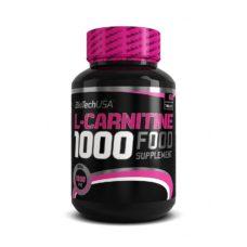 карнитин в капсулах ;BioTech L-Carnitine 1000 мг