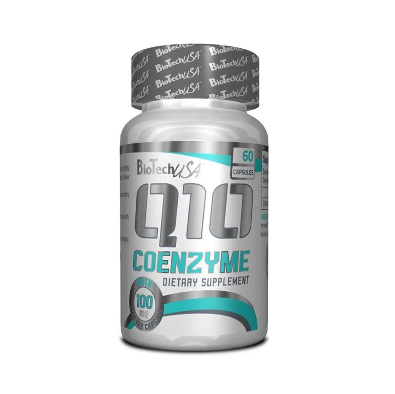 BioTechUSA Q10 Coenzyme 60 капсул