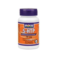 NOW 5-HTP 50mg 30 капсул