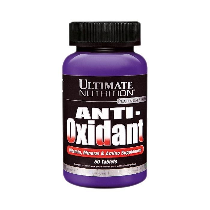 GeneticLab Nutrition / Ultimate Nutrition Antioxidant 50 таблеток