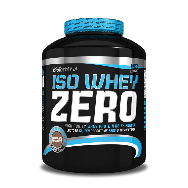Iso Whey ZERO lactose free 2270 гр