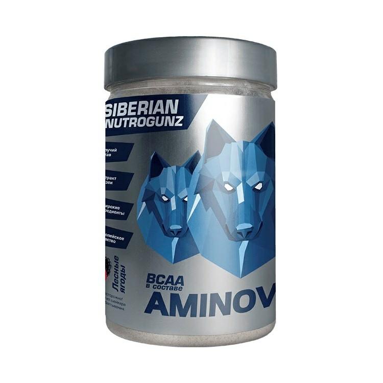 Siberian Nutrogunz AminoVulf