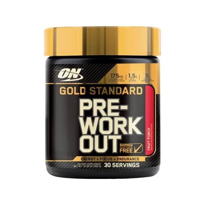 Optimum Nutrition Gold Standard Pre-Workout 300 гр