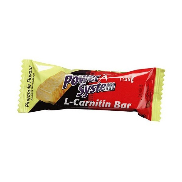 Power System L-Carnitine Bar