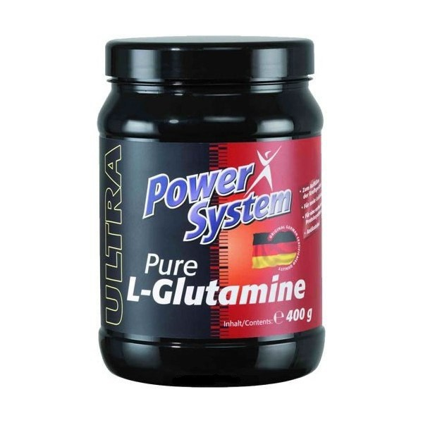 Power System Pure L-Glutamine 400 гр