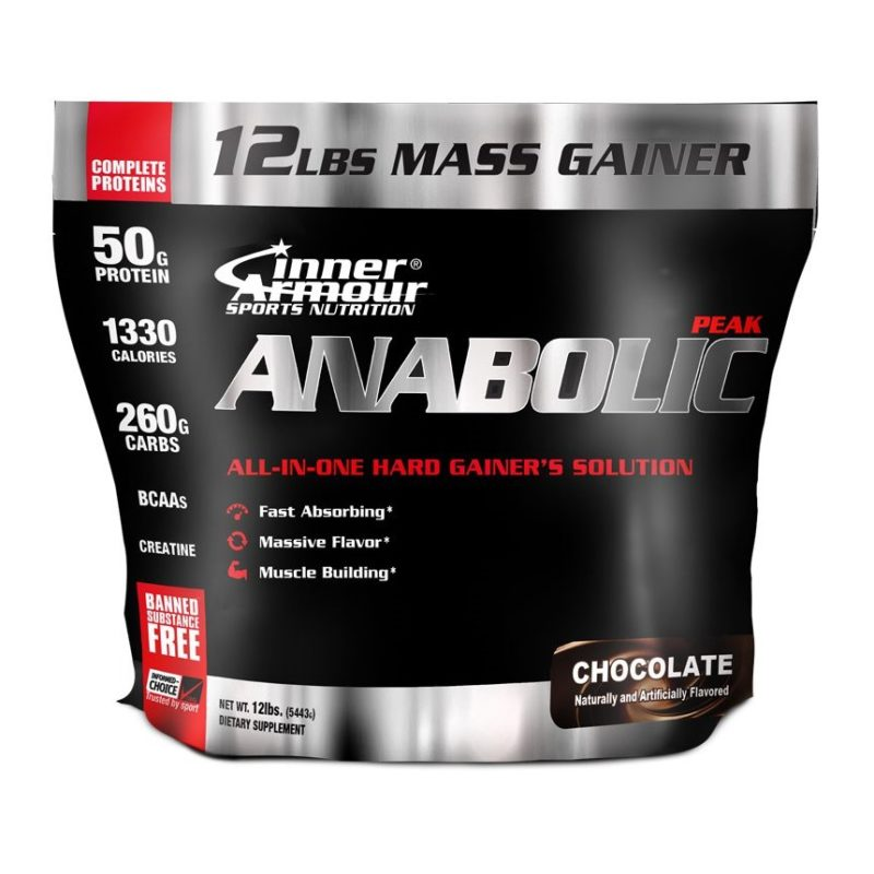 Anabolic Peak Gainer 5400 гр