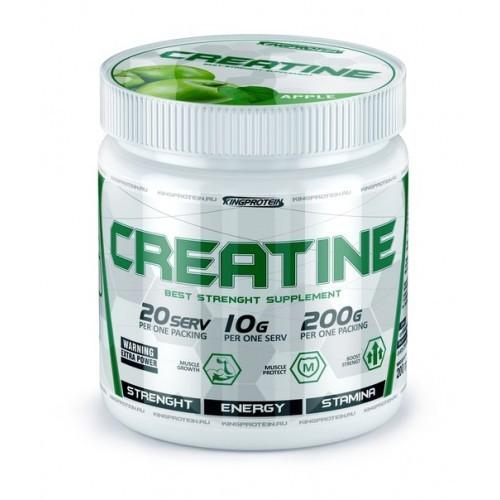 креатин ; KingProtein Creatine 200 гр