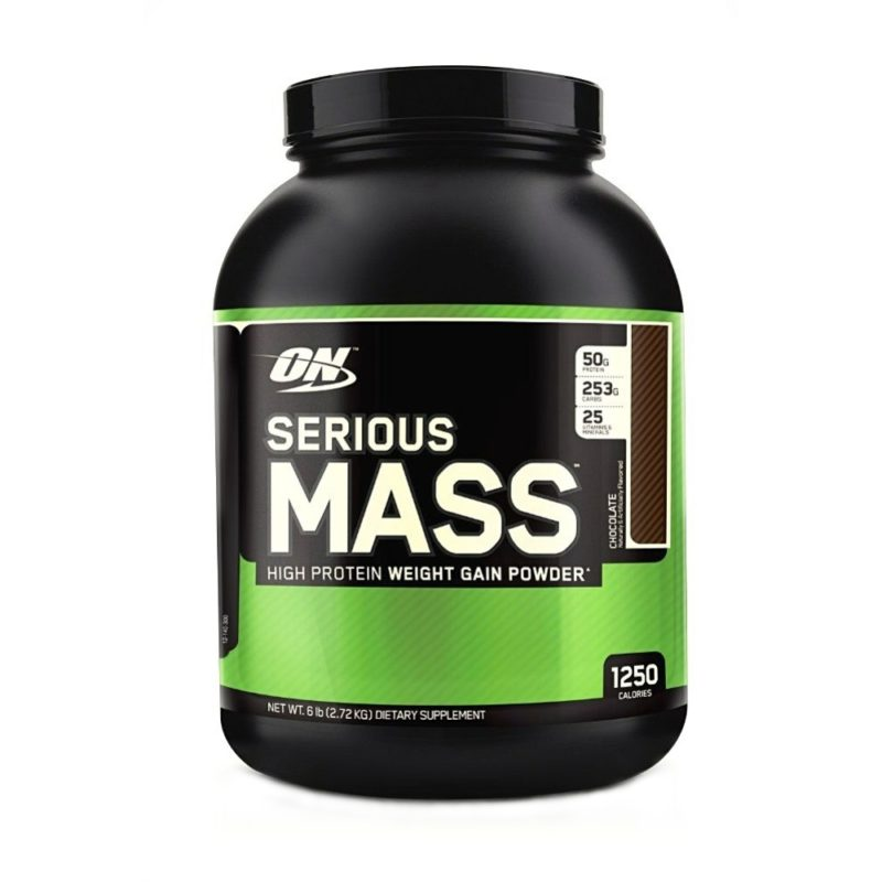 Optimum Nutrition Serious Mass 2720 гр