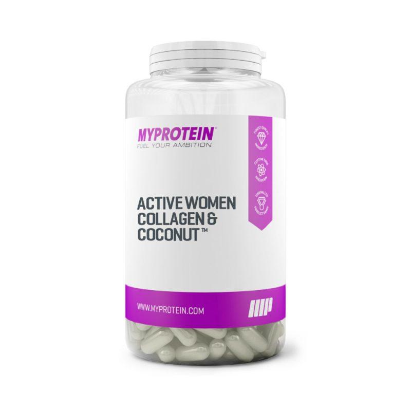 Active Women Collagen & Coconut