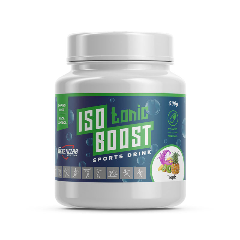 Geneticlab Isotonic Boost 500 гр