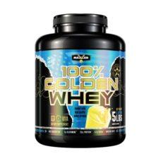 Протеин / Maxler 100% Golden Whey 2270 гр