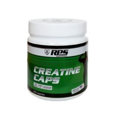 RPS Creatine Caps 250 капсул - 100% моногидрат креатина в форме капсул