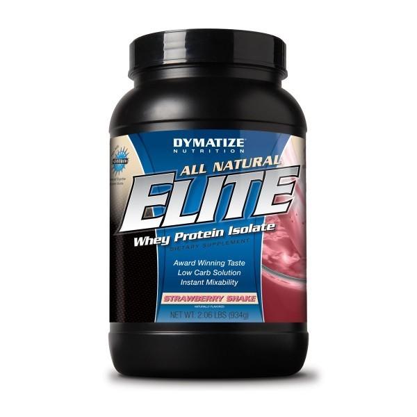 Elite Whey Protein Isolate 2 lb