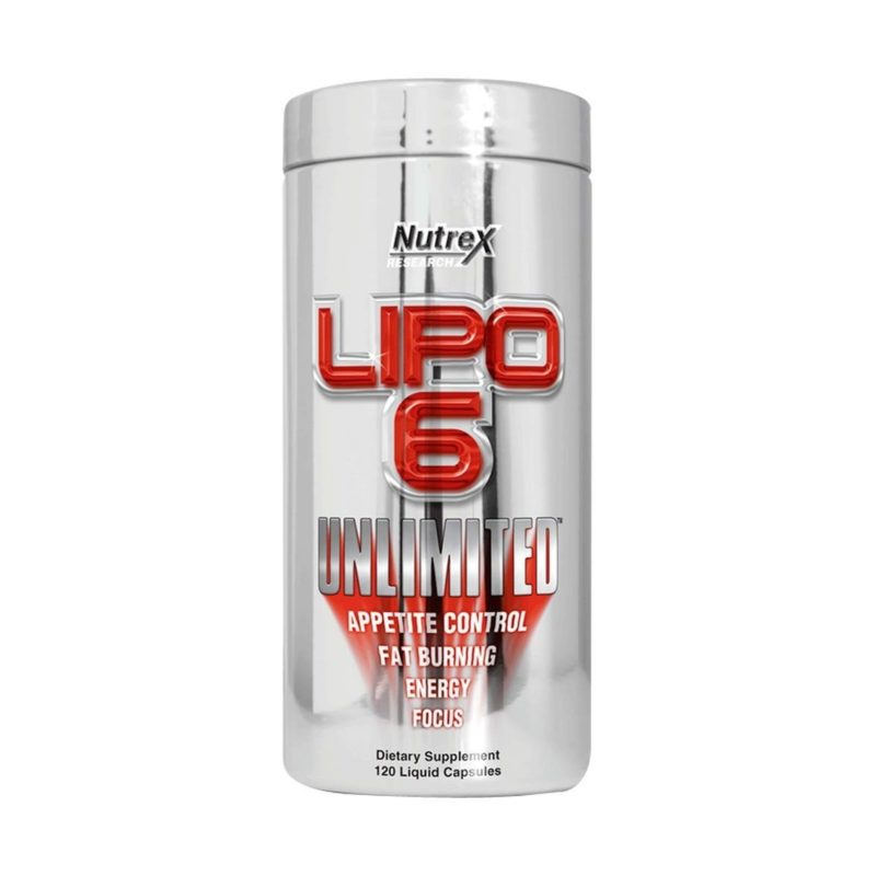 Lipo 6 Unlimited 120 капсул